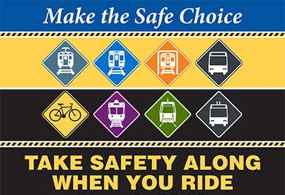 Make the safe choice!